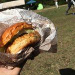 福山市水呑町の手作りハンバーガーが食べられる「Imo Batake-いもばたけ-」