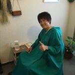 福山市で「ハーブ&よもぎ蒸し」を初体験!~癒し空間「つきあかり」にて、よもぎ蒸しのイメージがくつがえる。温熱とアロマのダブル効果。