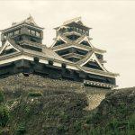 熊本城の現状と地元のおっちゃんが教えてくれた熊本城が一望できるポイント~出張などで時間のない方におすすめスポット