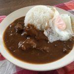 熊本カレー駅伝#21「ばってんこだわりカレー」~鮮度の良い馬肉と馬すじ肉をじっくり煮込んで仕上げたカレー
