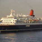 福山市に「にっぽん丸」が5年ぶりにやってくる!~鞆港沖に8時間停泊予定