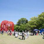 福山市の親子で楽しめるイベント「キッズミュージックフェスティバル2017」~子ども達が五感を使って楽しめる体験型の野外音楽フェス