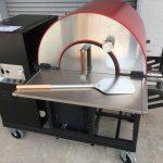 移動式ペレット窯(ペレットオーブン)試運転!(前編)~400℃から500℃のペレット窯で手作りピザを焼いてみることに
