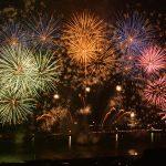福山市「あしだ川花火大会2017」の予約駐車場~竹ヶ端の臨時駐車場が1000台限定で予約制に!申込は6月23日必着!