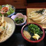 福山市三之丸町の讃岐うどん、ランチ「なの花」~福山駅周辺で讃岐うどんを食べたい時に行きたいお店