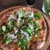 鞆の浦ちりめんグルメ#12「しらすレモンとルッコラのピザ」~Kitchen Natty(キッチンナッティ)