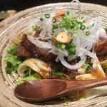 福山市南蔵王町のランチ、町の洋食屋さん「ときら(TOKIRA)」~国産牛の和風ビフテキ丼を堪能