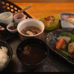 福山市南蔵王町のランチ「海老蔵」~お肉とお魚どちらか選べる1日20食限定の得々御膳