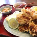 福山市東深津町のランチ、中華料理「福龍」~満腹必至の鶏の唐揚げ定食