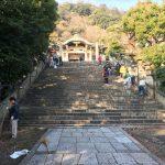 沼名前(ぬなくま)神社の一斉清掃~平成30年12月23日、軽トラ市と同日開催
