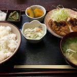 福山市東深津町のランチ、定食「御食事処 瑞穂(みずほ)」~ばぁちゃんが作ったような本日の定食が700円から
