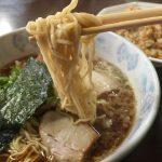福山市花園町のラーメン屋「又八(またはち)」~ラーメン+お昼のセットが650円