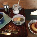 福山市鞆町のカフェ「おいしい工房 うみひこ」~30年前レシピのレアチーズケーキ&むかしプリン