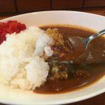 福山市沖野上町のカレー、お食事処「kosuke(こすけ)」~特製ビーフカレーを堪能!5月中ならワンコインで
