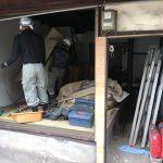 福山市鞆町の空き家再生プロジェクト第3弾!~vol.2不用品の取り出しと1階、2階の解体作業