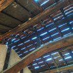福山市鞆町の空き家再生プロジェクト第3弾!~vol.7屋根の修繕工事