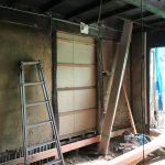 福山市鞆町の空き家再生プロジェクト第3弾!~vol.9屋根の瓦葺き完了、床造作工事開始