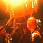 今年はお手火神事の当番町~福山市鞆町の沼名前神社で開催される夏祭りの前夜祭