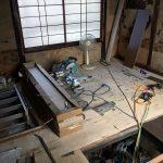 福山市鞆町の空き家再生プロジェクト第3弾!~vol.13 2階部分の下地とフローリング貼り工事