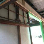 福山市鞆町の空き家再生プロジェクト第3弾!~vol.14 1階部分の壁造作と2階のフローリング貼り工事