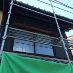 福山市鞆町の空き家再生プロジェクト第3弾!~vol.15 外壁塗装工事と樋工事