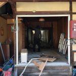 福山市鞆町の空き家再生プロジェクト第4弾!~vol.2 室内解体作業