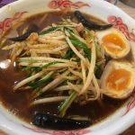 福山市東深津町のラーメン屋「麺屋 遼太郎」~シャキシャキもやしとニラの辛旨麺