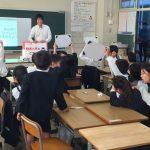 鞆小学校の「あこがれ授業」で先生に!~火の歴史学習とマッチ擦り体験