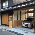 福山市鞆町の空き家再生プロジェクト第4弾!~vol.11 ガレージ内部の腰壁完成、壁造作