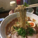 呉市中通のカレー「RYU麺(リュウメン)」~呉名物のカレーラーメン