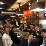 「とも・潮待ち軽トラ市」実行委員会、少し遅めの新年会~日本遺産コラボイベントの情報共有