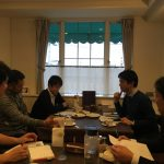 日本遺産の食の魅力発信事業「鞆の食卓」ミーティング~当日の振る舞いオランダ煮の試食