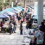 deep line trip Japanの「旅してみたい福山ローカルイベント 」に軽トラ市が掲載!