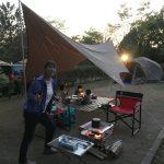 【キャンプ】 経ヶ丸オートキャンプ場でファミリーキャンプ(3回目)~岡山県井原市のキャンプ場レポート