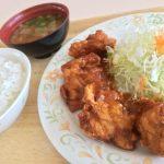 【ランチ】福山市千田町の「盈進学園 学生食堂」~一般の方も利用できる学食