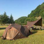 【キャンプ場レポ】ファミリーキャンプ in 芦田湖オートキャンプ場~広島県世羅郡にある初心者向けキャンプ場