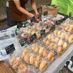 【軽トラ市】今月の軽トラ市で「大和屋製パン」さんが1個100円で販売!~100回記念特別企画100個限定