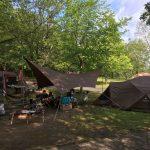 【キャンプ】 備北オートビレッジでファミリーキャンプ(7回目)~広島県庄原市にある初心者向けキャンプ場