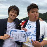 【メディア】鞆の浦ちりめんグルメがRCCテレビの「今なまっ!」に登場~ぶら島太郎の海魅人に会いたい