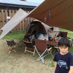 【キャンプ場レポ】ファミリーキャンプ in 星空感オートキャンプ場~岡山県井原市美星町にあるキャンプ場