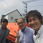 【移動販売】鞆の浦の鮮魚衣笠の移動販売に徳島県から視察!