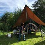 【キャンプ】 大芦高原キャンプ場でファミリーキャンプ (10回目)~岡山県美作市にある中級者向けキャンプ場