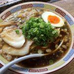 【ラーメン】笠岡市の「麺屋まる」~松岡製麺の麺を使った尾道ラーメン