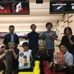 【サンモルト】社内ボウリング大会開催!~賞品をかけて2ゲーム総得点勝負