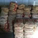 【木質ペレット】木質ペレット入荷!~2,000kg分のペレットストーブの燃料