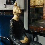 【イベント】TOMONOURA de ART バスの中の木彫~木彫に会える時刻表
