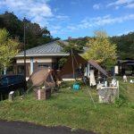 【キャンプ】緑水湖オートキャンプ場でファミリーキャンプ(14回目)~鳥取県西伯郡南部町にある初心者向けキャンプ場