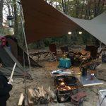 【キャンプ】もみの木森林公園オートキャンプ場でファミリーキャンプ(15回目)~広島県廿日市市にある初心者向けキャンプ場