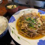 【ランチ】福山市大門町のランチ「まちゃけん家」~焼肉&ダイニングの日替りランチ