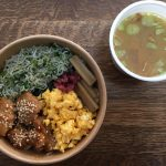 【新メニュー】福山市鞆町「小腹満たし処 あこう屋」~瀬戸内ちりめんの二段のり弁当と味玉むすび